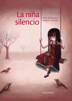 niña silencio